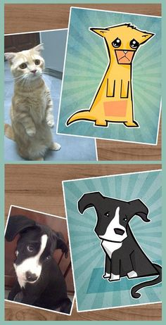 Rebecca's Soap Deli News is giving away a custom pet portrait to one lucky reader!