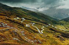 Berthold Steinhilber: Splügen Pass, Switzerland