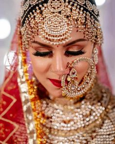 The Effective Pictures We Offer You About Bridal Outfit shoes A quality picture can tell you many things. You can find the most beautiful pictures that can be presented to you about Bridal Outfit shoe Indian Bridal Outfits, Indian Bridal Fashion, Indian Bridal Makeup, Bridal Beauty, Indian Wedding Bride, Indian Wedding Jewelry, Indian Jewelry, Bridal Jewellery Inspiration, Wedding Inspiration