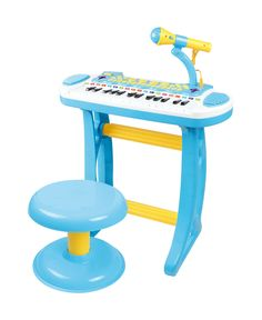 BAOLI Children Musical Instrument Electronic Organ Toy -- Learn more by visiting the image link. (This is an affiliate link)