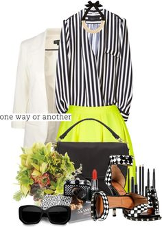 """one way or another"" by justsweet on Polyvore"