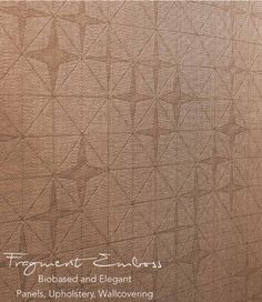 Carnegie Xorel - Between the Lines Collection, Pattern Fragment Emboss