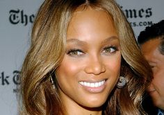 Tyra Banks, CEO of Bankable Productions #WomenofPower