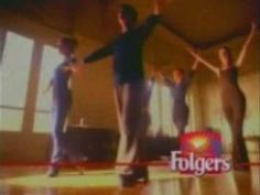 You can blame all my obsession on this silly 90s commercial. Brainwashing the youth of America to like coffee and dancing:)