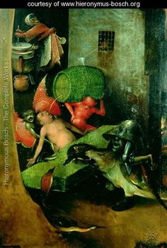 The Last Judgement (3) - Hieronymous Bosch - www.hieronymus-bosch.org