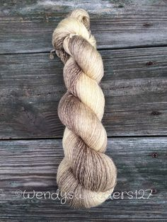 Gradient Dyed Yarn SW Merino/Bamboo/Nylon Sock by WendysWonders127