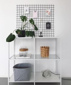 Ikea Vittsjö shelf in white. Bookcase Shelves, Shelving, Shelf, Ikea Vittsjo, Best Ikea, Storage Design, Nesting Tables, Home Organization, Organizing