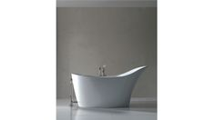 "Amalfi tub | Victoria + Albert tubs US | Freestanding Tubs.  H27.7""-33.8"" W31.25"" L64.25"".  Holds 75 gallons."