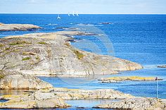 Remote view at North Sea in Pørter, Norway. The pearl of the coast in Pørter. North Sea, Norway, Remote, Paradise, Coast, Waves, Pearl, Stock Photos, Island