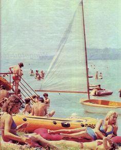 Balaton Retro.Így nyaraltunk a 70-es, 80-as években