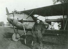 Albatros DV Jasta17 Offz.Stv. Adolph Schreder