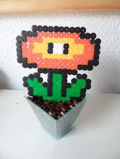 Fire flower - Mario Bros