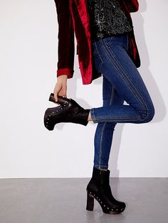 FP Collection Phantom Clog Boot at Free People Clothing Boutique