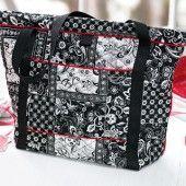 Quilted Tote from Country Woman Magazine