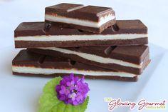"The Glowing Gourmet - Gisela Bayer: ""Kinder Schokolade"""