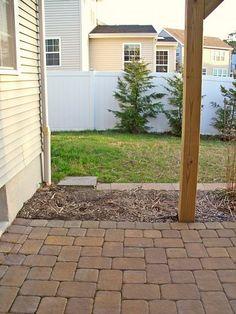 sideyard redo