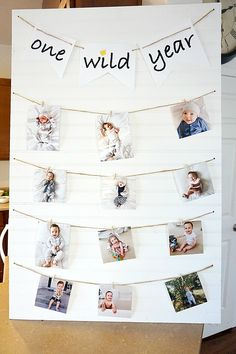 Where the Wild Things are First Birthday!