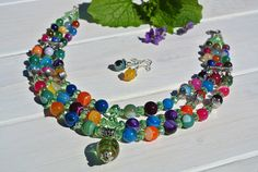 Jewelry Set RAINBOW