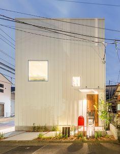 ZERO-CUBE+SKYBALCONY(ゼロキューブ +スカイバルコニー)西東京モデルハウス | 施工事例 | オレンジハウス吉祥寺
