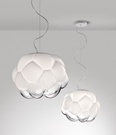 General lighting | Suspended lights | Cloudy | Fabbian | Mathieu. Check it on Architonic