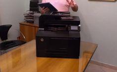 DIGIDAtech.net: [UNBOXING] LaserJet Pro 200 M276nw