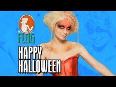 Spooky Flog: Felicia & Ryon Play Zombies Ate My Neighbors - YouTube