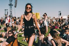 Festival Style at Coachella 2016 shot by Driely S.| Spell Blog