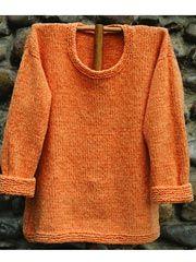 Bijoux Blouse Knit Pattern