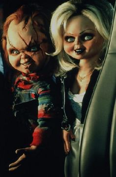 bride of chucky fancy dress