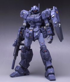 GUNDAM GUY: MG 1/100 Jesta - Customized Build