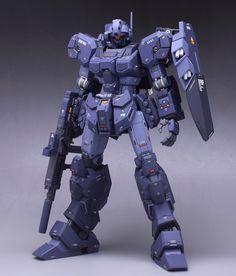 GUNDAM GUY: MG 1/100 Jesta - Customized Build