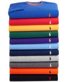 Polo Ralph Lauren Men's Thermal Tops and Bottoms | macys.com