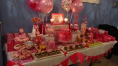 Princess Party dessert table ideas