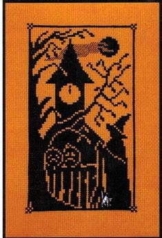 Halloween - Cross Stitch Patterns & Kits (Page 4)