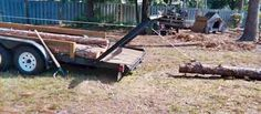 loading logs onto trailer - Google Search