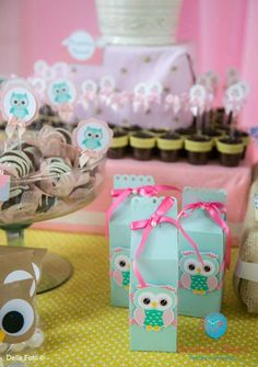 Owls Birthday Party Ideas | Photo 42 of 62