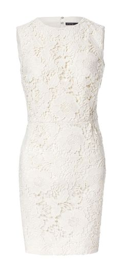 Image 5 of GUIPURE LACE DRESS from Zara