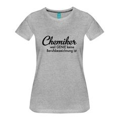 Chemiker T-Shirts - Frauen Premium T-Shirt