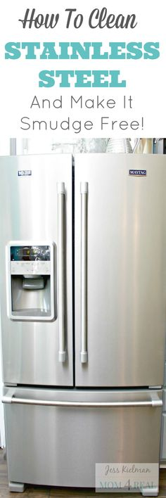 How-To-Clean-Stainless-Steel-And-Keep-It-Smudge-Free