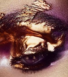 close up ❤️❤️❤️❤️❤️ from my master class in Berlin🇩🇪 Amazing photographer @felixrachor MUA @julia_voron