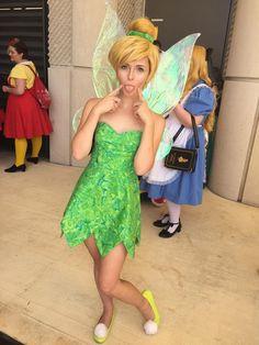 Tinkerbell #cosplay | MegaCon 2016