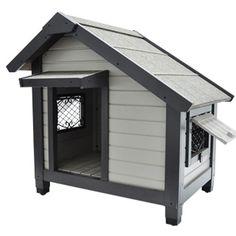 Choisir une niche extérieure pour le chien