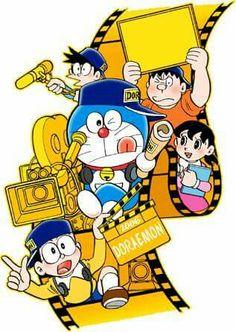 Doraemon movie✖️More Pins Like This One At FOSTERGINGER @ Pinterest✖️