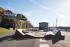 Hardscape Akershuskaia by Pushak «  Landscape Architecture Works | Landezine