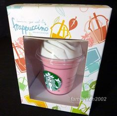 Amazon.com: Starbucks Strawberry Frappuccino Limited Edition Portable Charger for Cellphones & Tablets: Cell Phones & Accessories