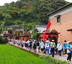 Another snap from the Taki matsuri in July of 2015. Anybody ever been to Taki or even Mie? Comment if you have!! It's a really beautiful spot in Japan. This was the last stretch of road before the floating shrines had to be hauled up through forest and steps up to the main temple. It was a really wonderful day. - July 2015 (Mie Japan) -  -  - -  -  - -  -  - -  -  - -  -  #traveldeeper #travelblogger #wanderlust #instatravel #travelgram #traveldiary #asia #japan #lifewelltravelled…