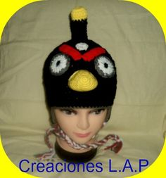 hat angry bird