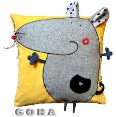 szczęśliwa mycha (proj. GOHA), do kupienia w DecoBazaar.com<3<3<3WHIMSY FUN<3<3<3