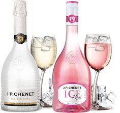 J.P. Chenet Sparkling Ice Edition Demi-Sec & J.P. Chenet Ice Rosé