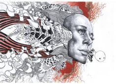 Artwork by Iain MacArthur Street Art, Illustration Artists, Freelance Illustrator, Wonders Of The World, Colored Pencils, Surrealism, Creations, Fine Art, Artwork